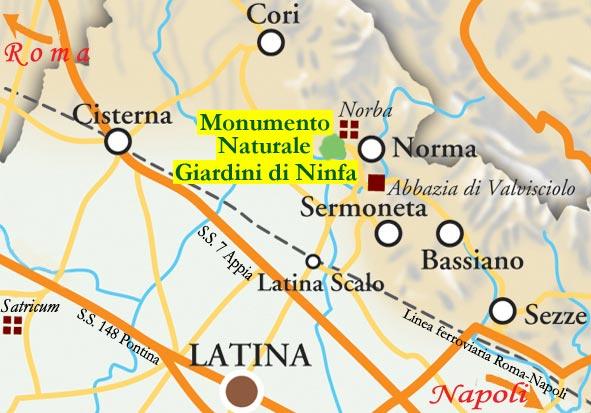 Sermoneta giardini di ninfa casamia idea di immagine - I giardini di alice latina lt ...